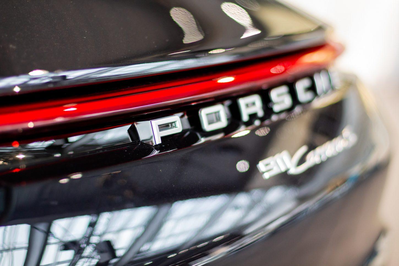 Verantec - Vorstellung neuer Porsche 911
