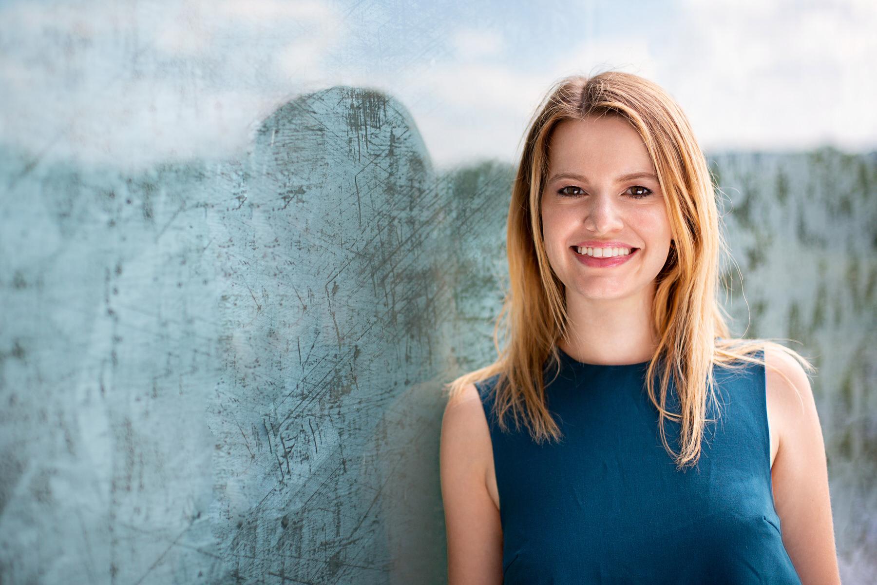 Business Portrait Christina Strobel
