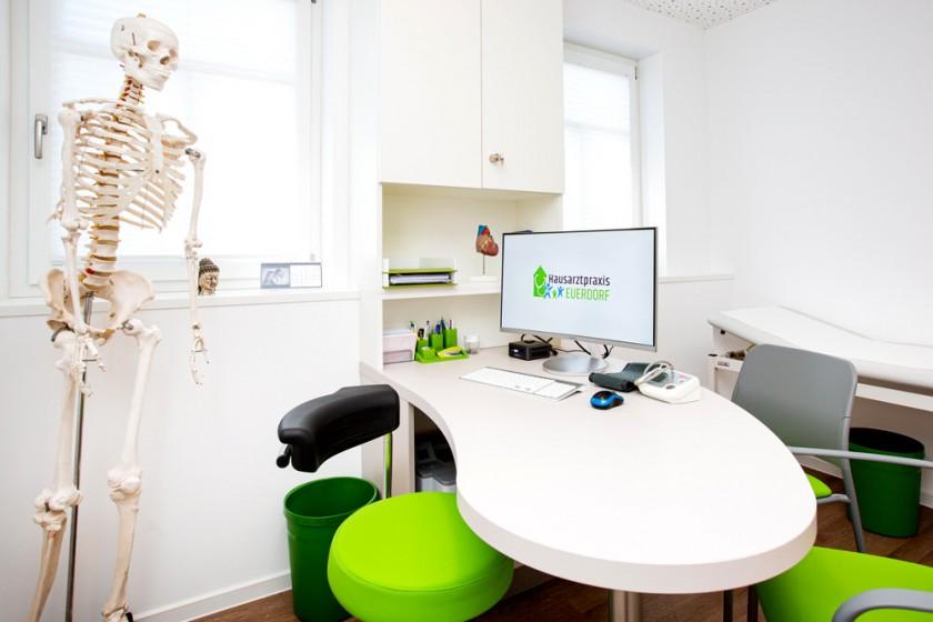Unternehmensbilder Hausarztpraxis Euerdorf